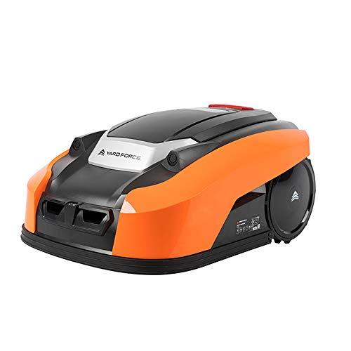 Yard Force Mähroboter LUV 1000Ri bis zu 1000 qm - Selbstfahrender Rasenmäher Roboter mit...