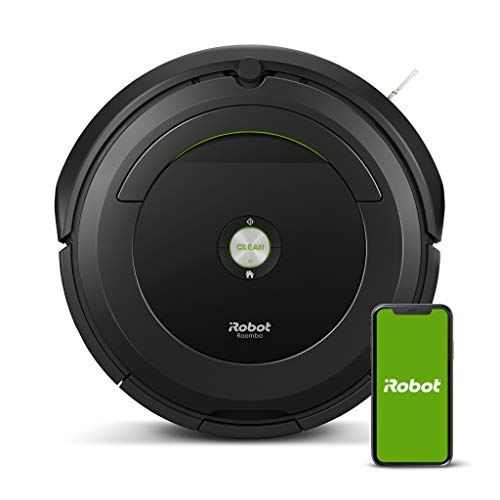 iRobot Roomba 696 Saugroboter (reinigt alle...