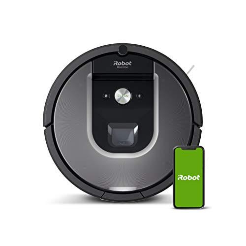 iRobot Roomba 960 Saugroboter mit starker...
