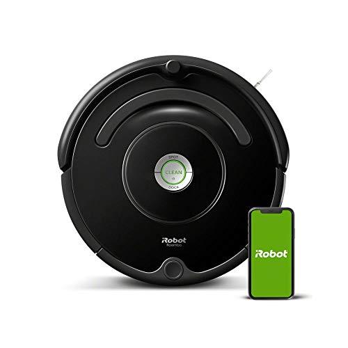 iRobot Roomba 671 WLAN Saugroboter, Dirt Detect...