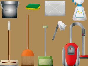 Haushaltsroboter vs. Haushaltsgeräte. Ersparnis von Zeit und Geld!