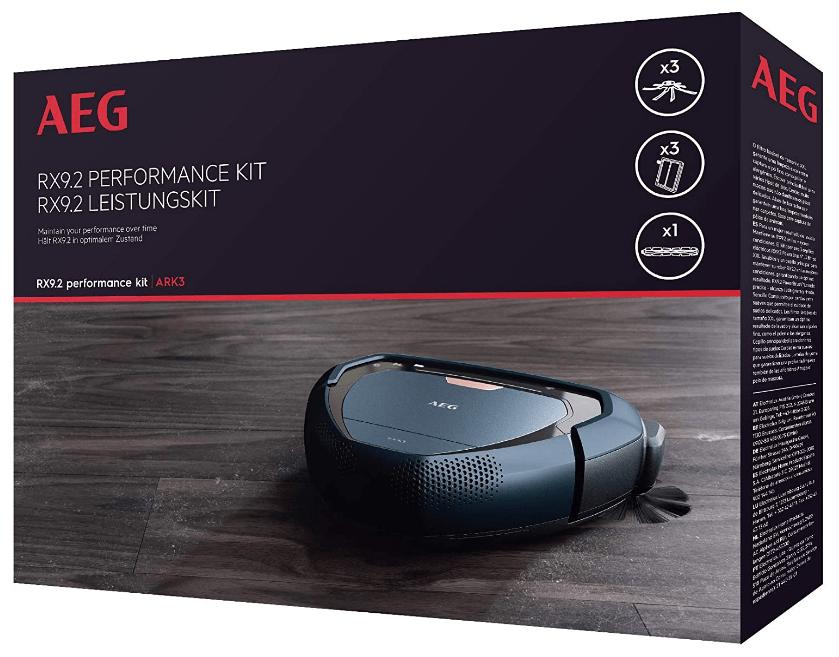 AEG Leistungskit für Saugroboter RX9-2 ARK3 Performance Kit