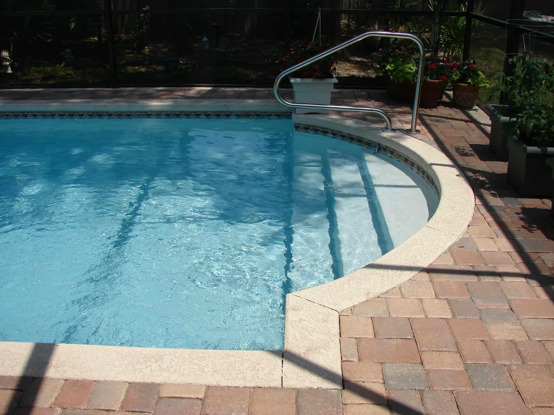 Poolfilter / Schwimmbad Filter für einen sauberen Pool